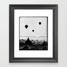 Aurora #2  (On Paper) Framed Art Print