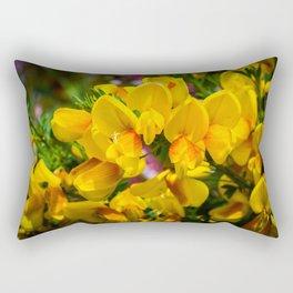 Scotch Broom Rectangular Pillow