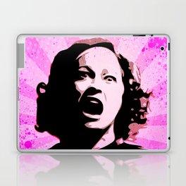 Mommie Dearest - No Wire Hangers, Ever - Pop Art Laptop & iPad Skin