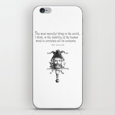 The Most Merciful Thing iPhone Skin
