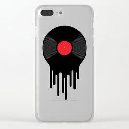 Liquid Sound Clear iPhone Case