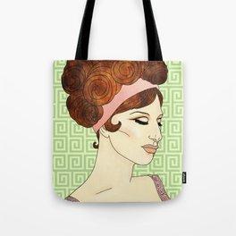Barbra Tote Bag