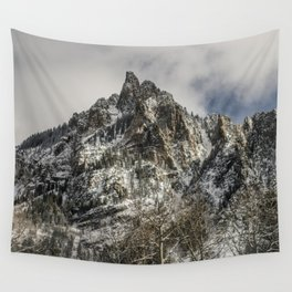 The Majestic Mountain, Colorado Wall Tapestry