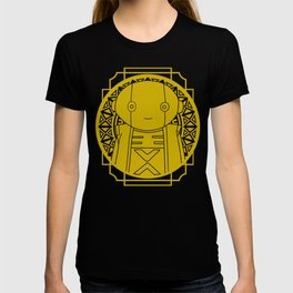 Stained Glass - Dragonball - Zeno T-shirt