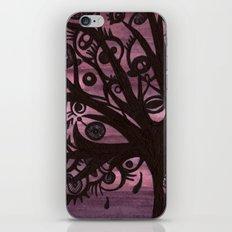EYE TREE iPhone & iPod Skin