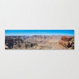 Grand Canyon - Panorama Canvas Print
