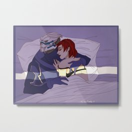 Shakarian Morning Metal Print