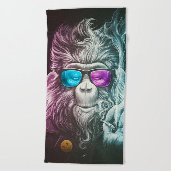 Smoky Beach Towel