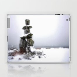 Inukshuk, Vancouver Laptop & iPad Skin