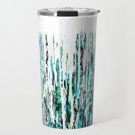 Wet Trees Travel Mug