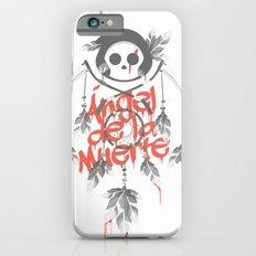 Angel de la Muerte - RED Slim Case iPhone 6s