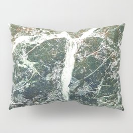 Stone texture with crack Pillow Sham