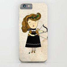 Sagittarius Girl Slim Case iPhone 6s