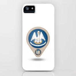 Louisiana iPhone Case