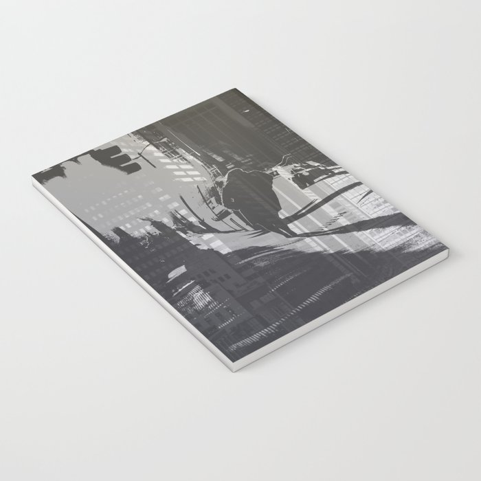 City collage Notebook