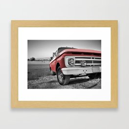 Truck Series 1 Framed Art Print