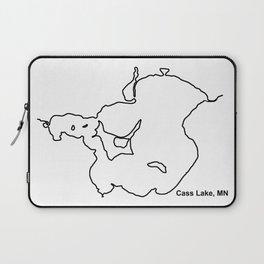 Cass Lake, MN Laptop Sleeve