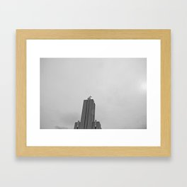 Laugarneskirkja Framed Art Print