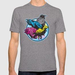 CMYK BIRDS T-shirt