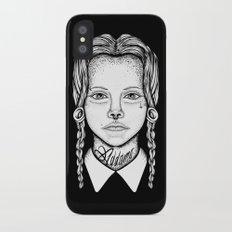 Addams iPhone X Slim Case
