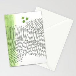 Fern Wash Stationery Cards