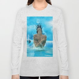 Pritty Sirena Long Sleeve T-shirt