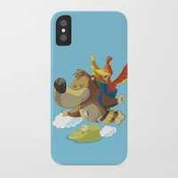 banjo iPhone & iPod Cases featuring Banjo by Rod Perich