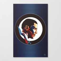 4ward Canvas Print