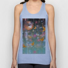 Entrance to the faerie worlds Unisex Tank Top