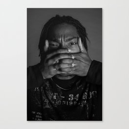 Black in America (2 of 2) Canvas Print