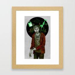 Risen from the Dead Framed Art Print