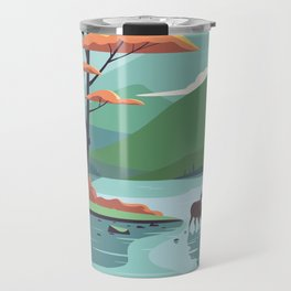 Fall is here Travel Mug