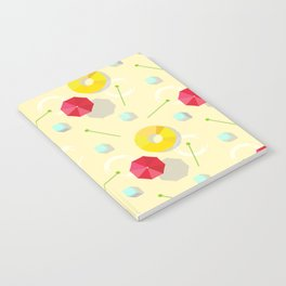 summer feel Notebook