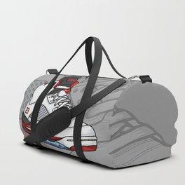 jordan 5 - fire reds Duffle Bag