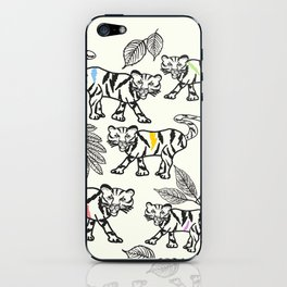 Eazy Tiger iPhone Skin