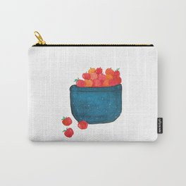 Crab Apple Basket Carry-All Pouch