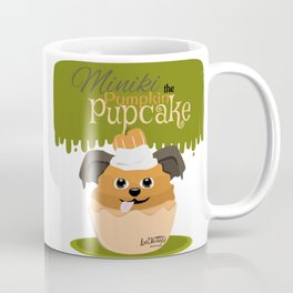 Miniki the Pumpkin Pupcake - Cupcake Critters Coffee Mug