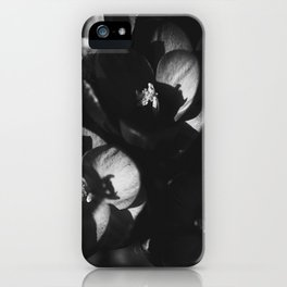 BLACK DIARY iPhone Case