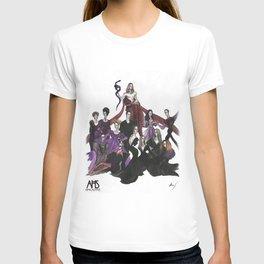 AHS Apocalypse Cast Poster T-shirt