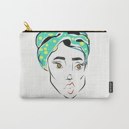 Scarf Beauty Carry-All Pouch