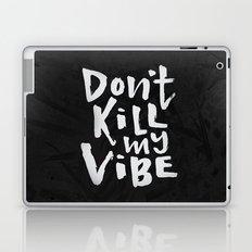 Black Panther Vibes Laptop & iPad Skin