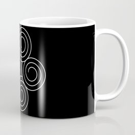 Invert spirals Coffee Mug