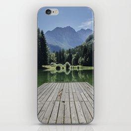 Mountain Masterpiece iPhone Skin