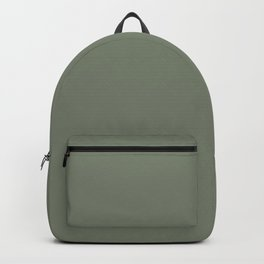 Mellow Earth Green Pairs with Magnolia Paints Olive Grove JG-09 Backpack