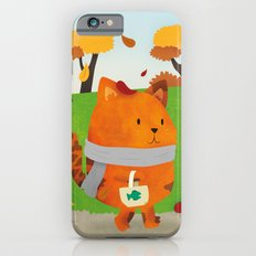 A Lovely Walk To The Shops In Autumn Slim Case iPhone 6s