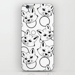 Baby Fox iPhone Skin