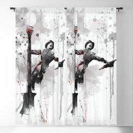 Singing in the Rain - Gene Kelly Blackout Curtain