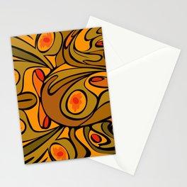 Rooster DeKooning Stationery Cards