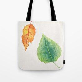 foglie Tote Bag