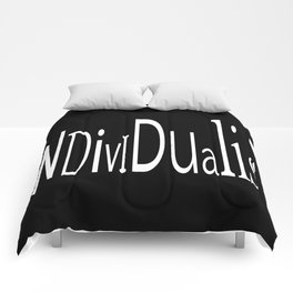 Individualist Comforters